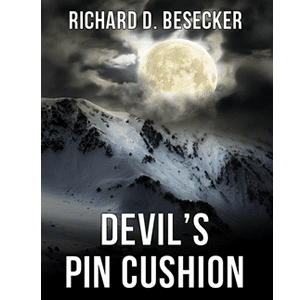 Devils Pin Cushion